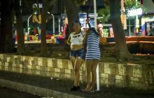 Un paseo nocturno por algunas zonas de lujuria de Barranquilla