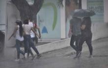 En imágenes | Miércoles bajo la lluvia en gran parte del sur y norte de Barranquilla