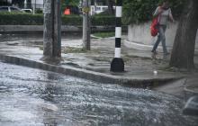 Llueve por cuarto día consecutivo en Barranquilla