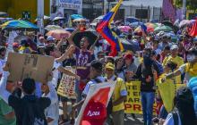 Estos son los recorridos programados para las dos marchas en Barranquilla