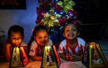 En el lente   La luz que iluminó los hogares de Colombia
