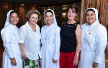 'Brunch' de las  Damas Salesianas