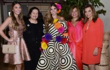 Coctel en honor a las reinas del Carnaval