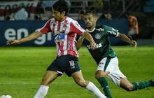 Los 11 partidos de Junior ante brasileños por torneos Conmebol