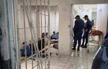 En imágenes | Así quedó la cárcel La Modelo de Bogotá tras los disturbios