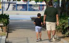 En imágenes   Parques sin niños en Barranquilla