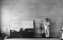 Estas son las fotografías de Obregón, Negret y Grau tomadas por Hernán Díaz
