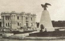Un viaje hacia el pasado, 'Parque Los Fundadores'