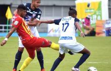 Las mejores jugadas del triunfo de Junior ante Pereira