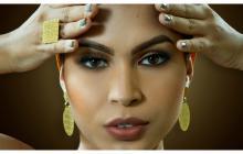 Elena Amaris, abriéndose paso en el modelaje en Barranquilla