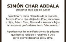 Simón Char Abdala