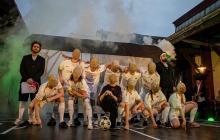 """La singular forma de pedir """"igualdad"""" en un circo en República Checa"""