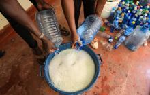 Fabrican jabón de verduras en Kenia para luchar contra la covid-19