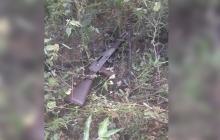 Estas son las armas que habrían usado para atacar el helicóptero presidencial