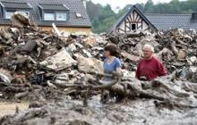 Las secuelas de las inundaciones en Alemania