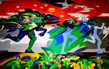 El 'Hombre Caimán' en el lienzo de Alejandro Obregón
