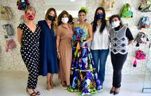 Sociales | 'Hilos de tradición' de Arte y Tejido