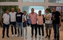 Exjugadores de Junior listos para la inauguración de la Ventana de Campeones