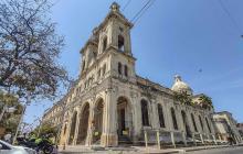 Parroquia San José, una joya arquitectónica en el olvido
