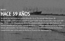 Vea los hechos que fueron noticia un día como hoy en la historia de Barranquilla
