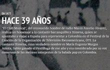 Vea los hechos que fueron noticia un día como hoy en Barranquilla
