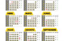 Vea aquí el calendario completo de 2019 para pico y placa de taxis en Barranquilla