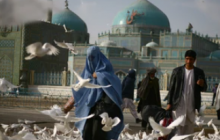 ¡Inshallah, Afganistán!| columna de Catalina Rojano O.