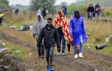 Protección de refugiados  columna de Filippo Grandi