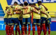 Pelotas y Letras   Selección Colombia, Brasil, Uruguay y ahora Argentina
