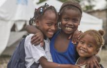Las niñas: protegidas, felices y libres