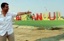 Alcalde Char invita a izar hoy la bandera de Barranquilla