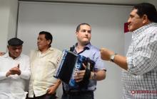 Los Zuleta y Adolfo Pacheco entonan El Viejo Miguel en #TertuliasEH