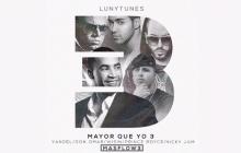 Don Omar, Wisin, Yandel, Prince Royce y Nicky Jam, en nueva versión de 'Mayor Que Yo'
