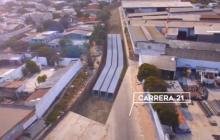 Video: Así será canalizado el arroyo de la carrera 21 en Barranquilla