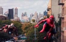Este es el primer trailer de 'Spiderman: Homecoming'