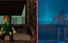 En video   Estos son los cambios de 'Zelda Breath of the Wild' con el lanzamiento para Nintendo