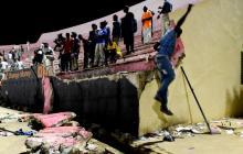 En video | Final de fútbol senegalés termina en tragedia