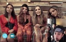 CNCO invita a Little Mix en el remix de 'Reggaetón Lento'