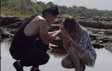 En video   La ingeniosa propuesta de matrimonio de Chyno Miranda