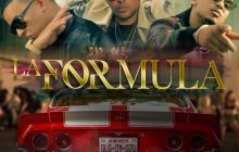 De La Ghetto, Daddy Yankee, Ozuna y Chris Jeday juntos en 'La fórmula'