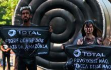 Greenpeace pide a petrolera alejarse del coral en la Amazonía