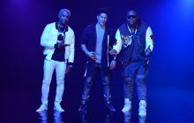 Chyno Miranda presenta 'Hasta el ombligo', junto a Zion & Lennox