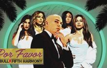 Escucha 'Por Favor', lo nuevo de Fifth Harmony junto a Pitbull
