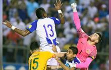 Honduras y Australia empatan 0-0 igual que Perú y Nueva Zelanda