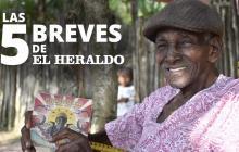 Las 5 breves de EH | Accidente de tránsito en el norte de Barranquilla deja una persona muerta