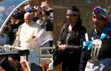 En video | El Papa rinde tributo a víctimas de la dictadura de Pinochet