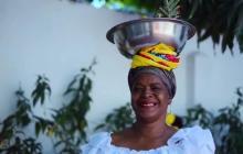 En video | 'Palenqueya', el homenaje de Valeria a la mujer caribe en esta noche de Guacherna