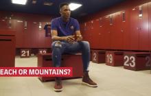 Yerry Mina se confiesa con el FC Barcelona sobre sus gustos