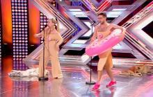 'Cómeme el donut', la audición que se volvió viral en redes sociales