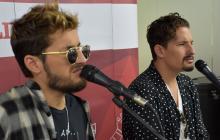 #SesionesEH | Mau y Ricky realizan cover de 'Vente Pa' Ca' de Ricky Martin y Maluma